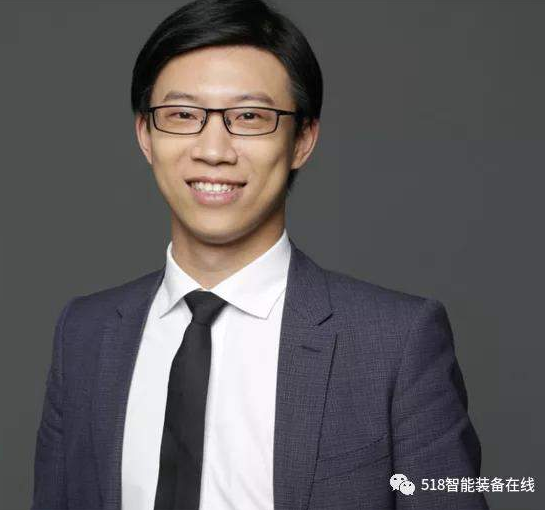 隆博科技Co-CEO:肖牧山