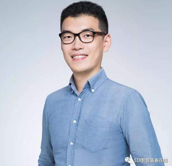 海柔创新创始人&CEO:陈宇奇